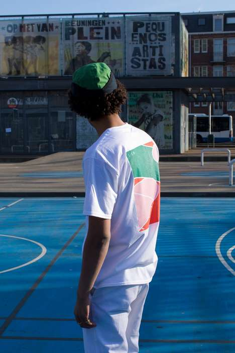 Heritage Subculture-Inspired Capsule