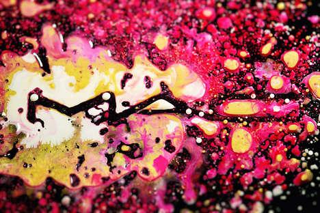 Kaleidoscopic Social Media Branding