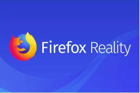 Virtual Reality Browsers