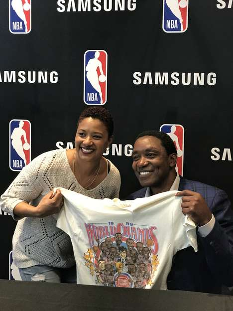 Innovating in Tech and Basketball - An Interview with Samsung and NBA Hall of Famer Isiah Thomas