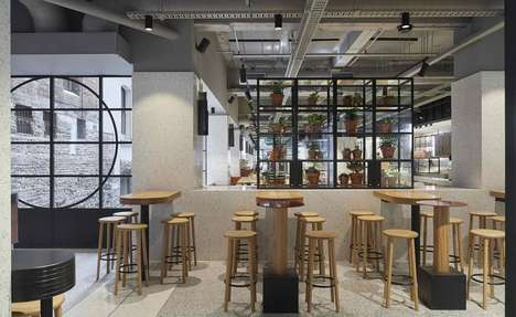 Impressive Modern Italian Restaurants