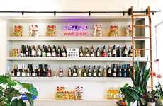 In-Restaurant Wine Shops - The Vita Uva Wine Shop is Situated Inside the Pho Bac Súp Shop