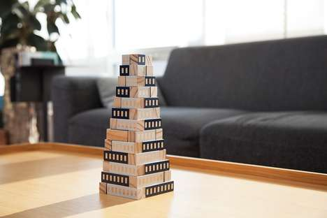 Architecture-Themed Kids Toys