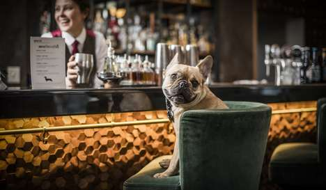 Dog-Focused Drink Menus - Smith & Whistle is Celebrating National Pet Month With Canine Cocktails