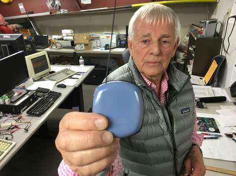 School Lockdown Sensors - Jim Skorpik Designed a Range of Sensors to Protect Children