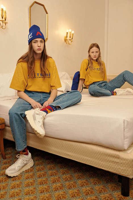Genderless Sport-Inspired Fashion