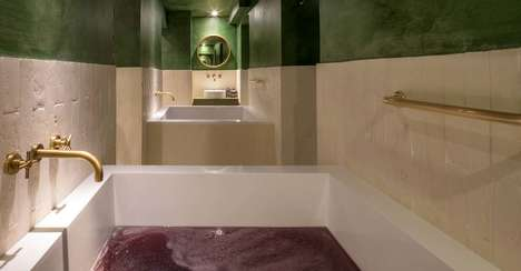 Luxurious Vinotherapy Spas