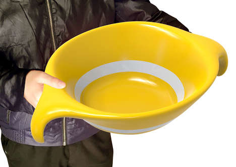 Accessibility Focused Kitchen Bowls