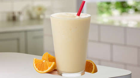 Tart Frozen Orange Drinks