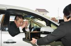 Drive-Thru Funerals - The Aishoden Funeral Home's New Service is for Mouners with Limited Mobility