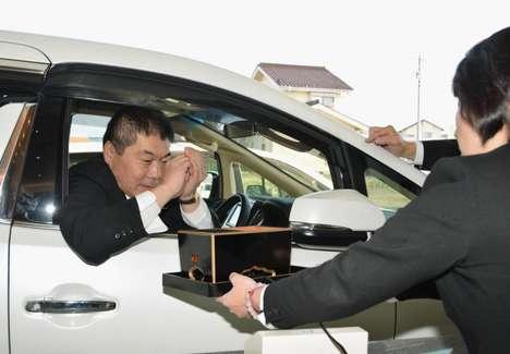 Drive-Thru Funerals