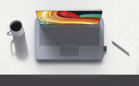 Tablet-Protecting Keyboard Peripherals