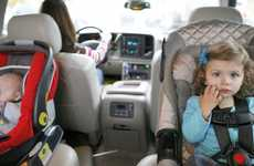 Automated Child Alarm Systems - This Device Alerts Parents That Their Kids are Still in the Car