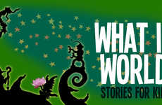 Imaginative Storytelling Podcasts - 'What If World' is a Fantastical Audio Experience for Children