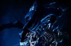 Terrifying Alien Collectibles