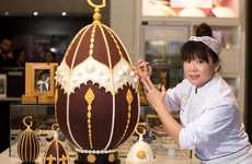 Massive Chocolate Easter Eggs