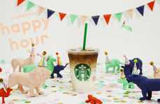 Discounted Coffee Menu Expansions - Starbucks Happy Hour Will Now Feature More Selection