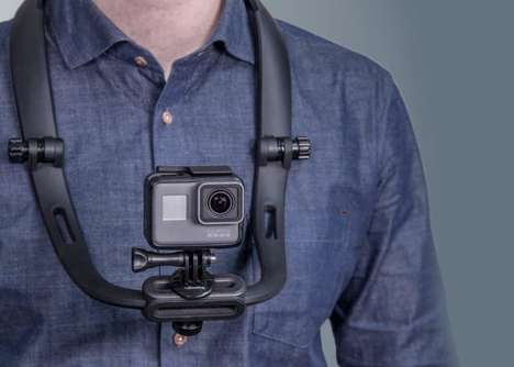 Stabilized Wearable Video Rigs