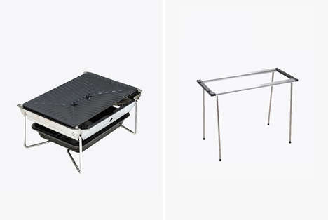 Modular Outdoor Cooking Platforms