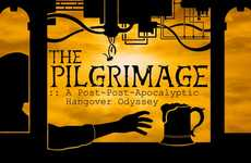 Modern Text-Based Adventures - The Pilgrimage Crafts an Amazing Game World in Simple Lines of Text