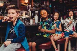Food-Themed Kids Editorials