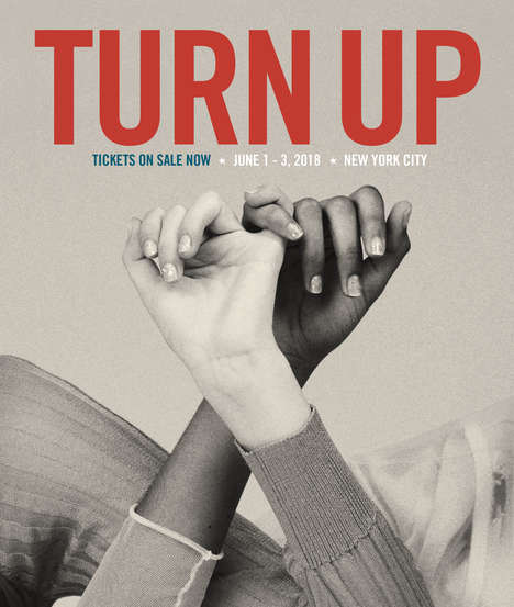 Political Teen Summits - The Teen Vogue Summit: Turn Up is Set to Empower Teens Seeking Change