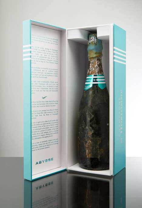 Luxe Aquatically Aged Champagnes