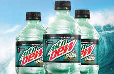 Fan-Demanded Sodas - Mountain Dew Baja Blast is Back Thanks to the #BringBajaBlastBack Campaign
