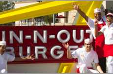 Employee-Focused Burger Chains - In-N-Out Burger's Business Model Prepares Its Workers for Success