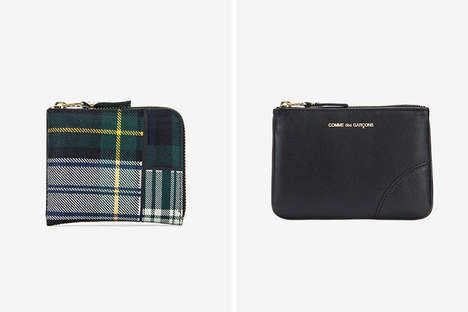The New COMME des GARCONS Wallet Range is Affordably Priced