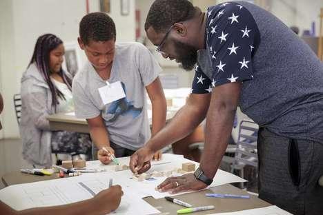Diversity Expanding Architecture Camps
