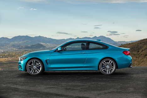 Automotive Subscription Services - The BMW Subscription Service Will Begin Testing in Nashville