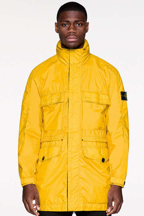 App-Exclusive Waterproof Parkas