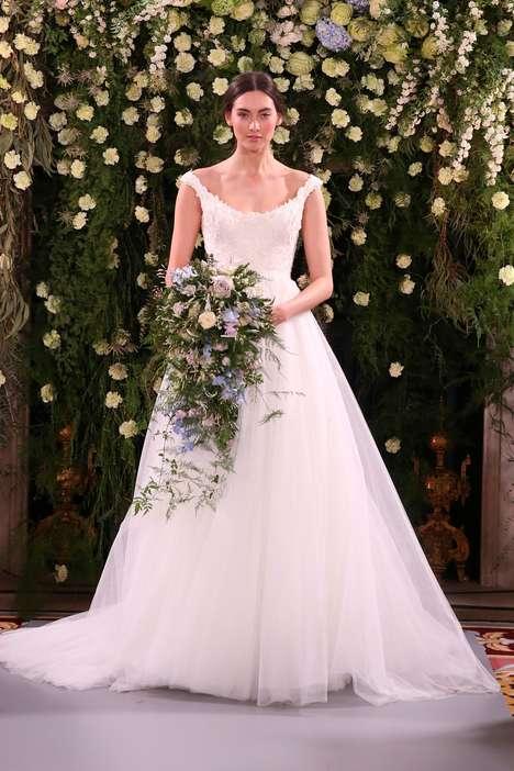 Classically Elegant Bridal Gowns