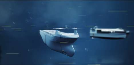 Autonomous Shipping Concepts