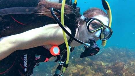 Social Scuba Diving Gadgets