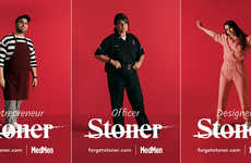 Revamped Cannabis Ads - MedMen's Forget Stoner Campaign Aims to Change Dated Labels of Marijuana Use