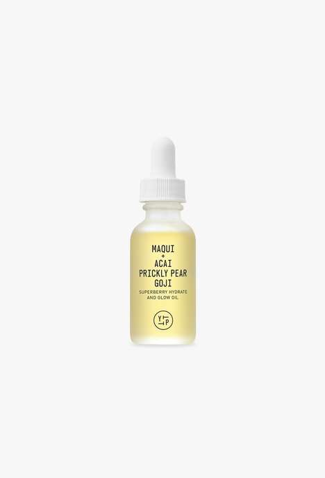 Antioxidant Maqui Oils - Youth to the People's New Antioxidant Oil Boasts the Maqui Fruit