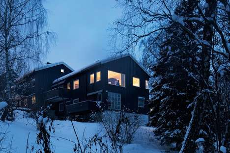 Birch-Lined Home Expansions