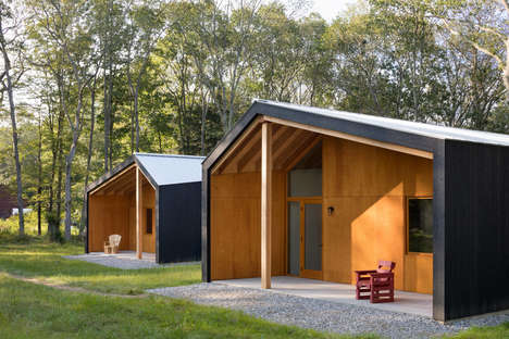 Remote Artist-in-Residence Buildings