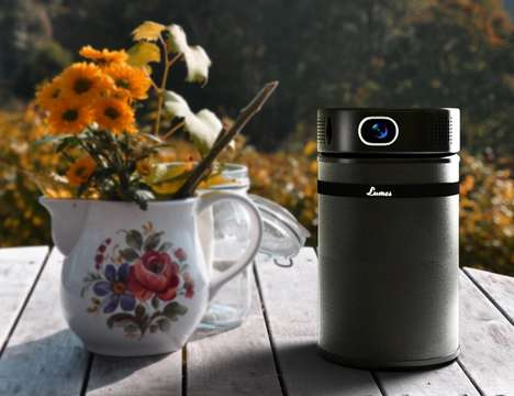 All-in-One Multimedia Projectors