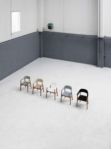 Nostalgic Danish-Inspired Chairs