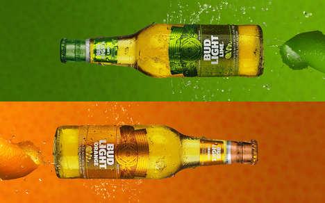 Millennial-Targeted Citrus Beers