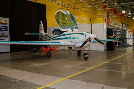 Advanced Aircraft Technologies - Siemens' New Form of Electric Propulsion Uses Digital Twin Tech