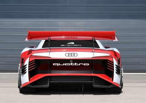 Revolutionary Electric Race Cars