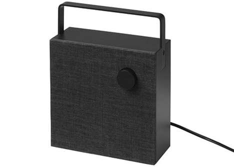 Scandinavian Furniture Brand Speakers