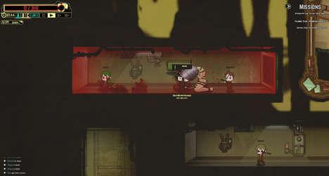 Monster-Managing Indie Games