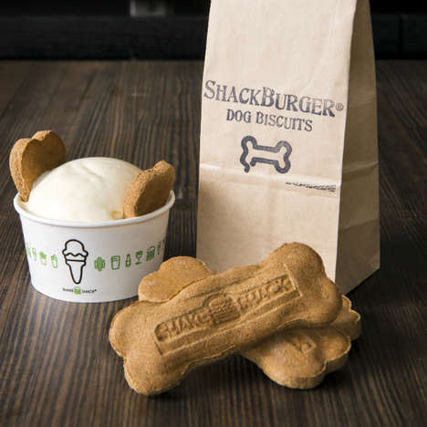Refreshing Dog-Friendly Desserts - Shake Shack Now Offers the 'Pooch-ini' as a Dog Dessert