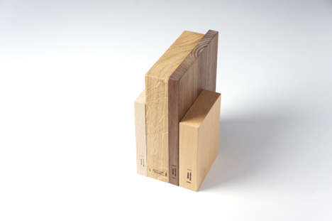 Book-Resembling Cutting Boards