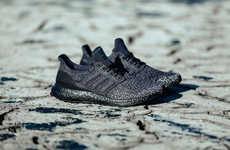 Breathable Knit Sneakers - adidas Drops the Ultra Boost Clima Shoes Early for Coachella Travelers